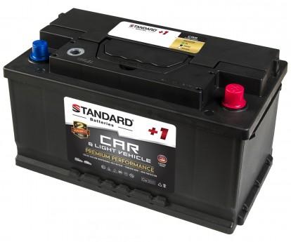 Μπαταρία αυτοκινήτου STANDARD+1 Premium Performance SMF58514CARPR 12V 85Ah 800CCA(SAE)
