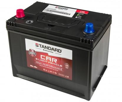 Μπαταρία αυτοκινήτου STANDARD High Performance SMF57524CAR 12V 75Ah 580CCA(SAE)