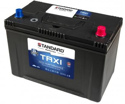 STANDARD TAXI HIGH PERFORMANCE BATTERY 12V 105Ah 860SAE Ca/Ca