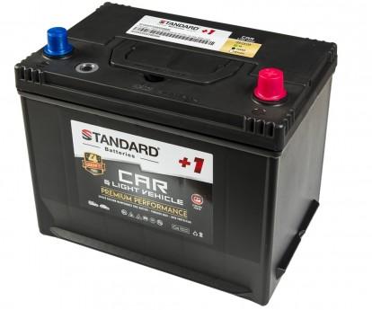 Μπαταρία αυτοκινήτου STANDARD+1 Premium Performance SMF58029CARPR 12V 80Ah 640CCA(SAE)