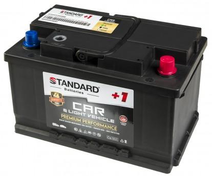 Μπαταρία αυτοκινήτου STANDARD+1 Premium Performance SMF57813CARPR 12V 78Ah 700CCA(SAE)
