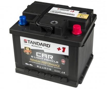 Μπαταρία αυτοκινήτου STANDARD+1 Premium Performance SMF55216CARPR 12V 52Ah 440CCA(SAE)