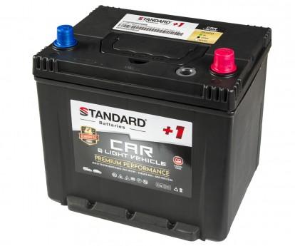 Μπαταρία αυτοκινήτου STANDARD+1 Premium Performance SMF56568CARPR 12V 65Ah 540CCA(SAE)
