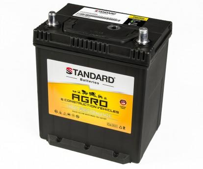 Μπαταρία αγροτικού & δομικού οχήματος και μηχανήματος STANDARD SMF54004BHAGRO 12V 40Ah 310CCA(SAE)