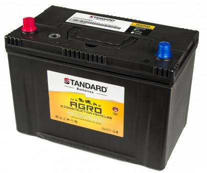 Μπαταρία αγροτικού & δομικού οχήματος και μηχανήματος STANDARD SMF60046AGRO 12V 100Ah 780CCA(SAE)