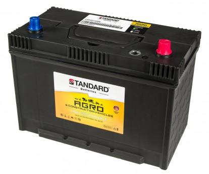Μπαταρία αγροτικού & δομικού οχήματος και μηχανήματος STANDARD SMF62511AGRO 12V 120Ah 1000CCA(SAE)