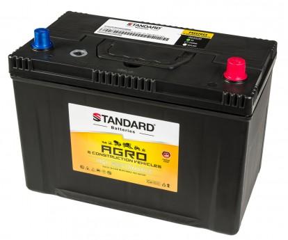 Μπαταρία αγροτικού & δομικού οχήματος και μηχανήματος STANDARD SMF60045AGRO 12V 100Ah 780CCA(SAE)