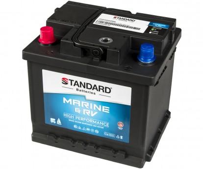 Μπαταρία για σκάφος & τροχόσπιτο & RV STANDARD SMF54464MRV 12V 45Ah 400CCA(SAE)