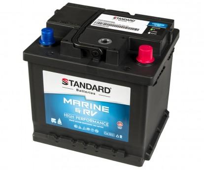 Μπαταρία για σκάφος & τροχόσπιτο & RV STANDARD SMF55066MRV 12V 50Ah 400CCA(SAE)