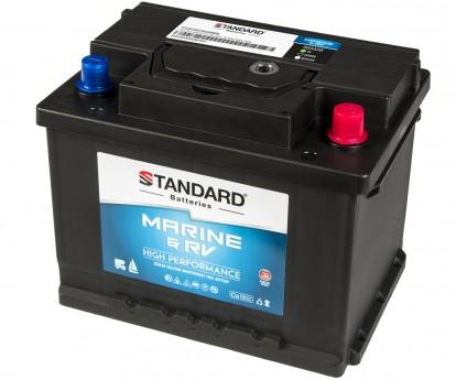 Μπαταρία για σκάφος & τροχόσπιτο & RV STANDARD SMF56019MRV 12V 60Ah 580CCA(SAE)