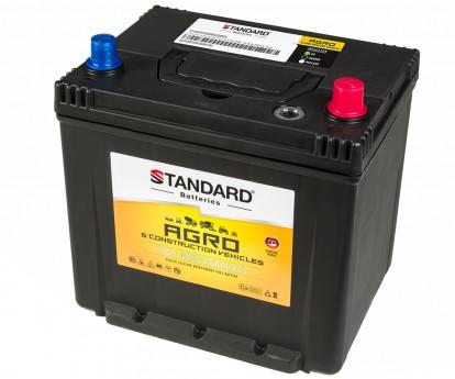 Μπαταρία αγροτικού & δομικού οχήματος και μηχανήματος STANDARD SMF56068AGRO 12V 60Ah 490CCA(SAE)