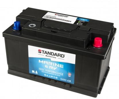 Μπαταρία για σκάφος & τροχόσπιτο & RV STANDARD SMF58014MRV 12V 80Ah 730CCA(SAE)