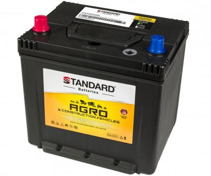 Μπαταρία αγροτικού & δομικού οχήματος και μηχανήματος STANDARD SMF56069AGRO 12V 60Ah 490CCA(SAE)