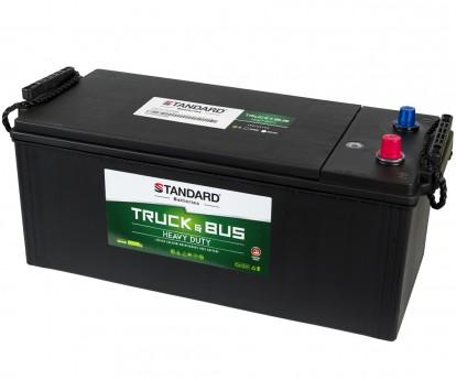 Μπαταρία φορτηγού και λεωφορείου STANDARD Heavy Duty SMF67018TRUCKHD 12V 170Ah 1050CCA(SAE)