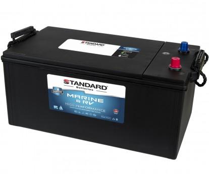 Μπαταρία για σκάφος & τροχόσπιτο & RV STANDARD SMF68032MRV 12V 180Ah 1090CCA(SAE)