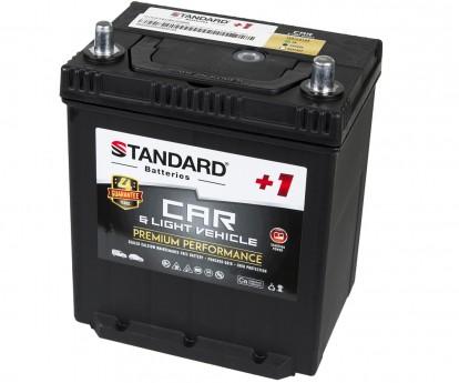 Μπαταρία αυτοκινήτου STANDARD+1 Premium Performance SMF54504BHCARPR 12V 45Ah 340CCA(SAE)
