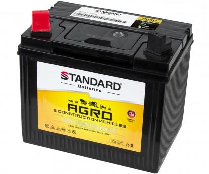 Μπαταρία αγροτικού & δομικού οχήματος και μηχανήματος STANDARD SMF53005AGRO 12V 30Ah 260CCA(SAE)