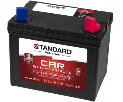 Μπαταρία αυτοκινήτου STANDARD High Performance SMF53015CAR 12V 30Ah 260CCA(SAE)