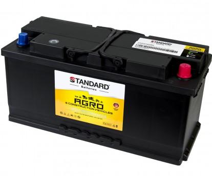 Μπαταρία αγροτικού & δομικού οχήματος και μηχανήματος STANDARD SMF61042AGRO 12V 110Ah 950CCA(SAE)