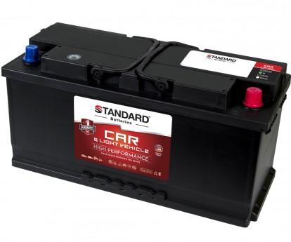 Μπαταρία αυτοκινήτου STANDARD High Performance SMF61042CAR 12V 110Ah 880CCA(SAE)