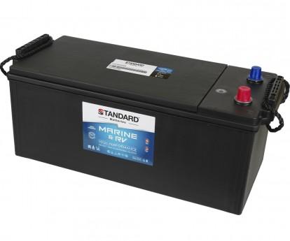 Μπαταρία για σκάφος & τροχόσπιτο & RV διπλής χρήσης STANDARD SMF73011MRVDP 12V 230Ah 1300CCA(SAE)