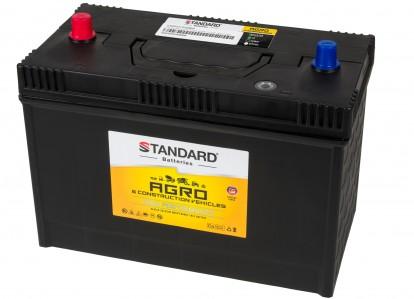 Μπαταρία αγροτικού & δομικού οχήματος και μηχανήματος STANDARD SMF311000AGRO 12V 120Ah 1000CCA(SAE)