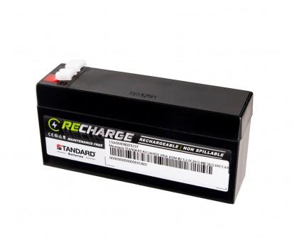 Μπαταρία STANDARD RECHARGE βαθείας εκφόρτισης VRLA AGM080032 8V 3.2.0C20/2.98C10/2.69C5 AH