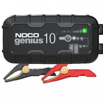 Φορτιστής και συσκευή συντήρησης συσσωρευτών NOCO 6V & 12V 10A