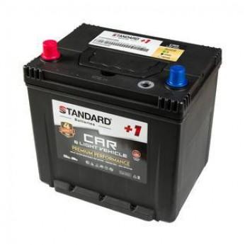 Μπαταρία αυτοκινήτου STANDARD+1 Premium Performance XMF56069 12V 60Ah 550CCA