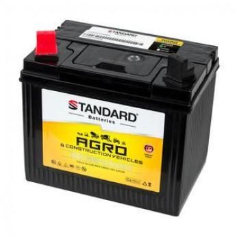Μπαταρία αγροτικού & δομικού οχήματος και μηχανήματος STANDARD AGRO53005 12V 30Ah 330CCA