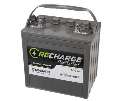 Μπαταρία STANDARD RECHARGE βαθείας εκφόρτισης υγρού τύπου FLOODED08170 8V 170C20/156C10/145C5 AH