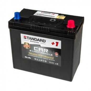 Μπαταρία αυτοκινήτου STANDARD+1 Premium Performance XMF54584 12V 45Ah 470CCA