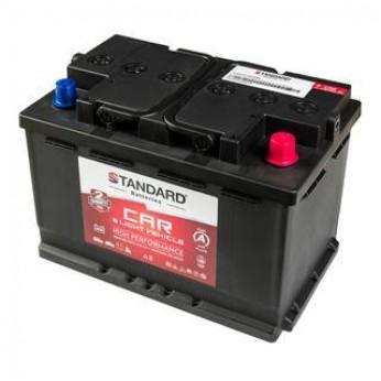 Μπαταρία αυτοκινήτου STANDARD AGM Start&Stop Plus AGM70L3 12V 70Ah 760CCA(EN)