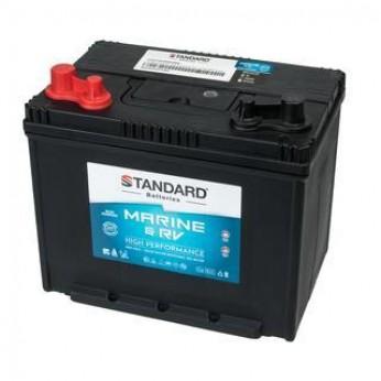 Μπαταρία για σκάφος & τροχόσπιτο & RV διπλής χρήσης STANDARD MDC24MS68 12V 80Ah 680CCA(EN)