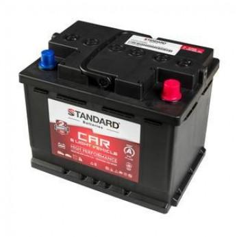 Μπαταρία αυτοκινήτου STANDARD AGM Start&Stop Plus AGM60L2 12V 60Ah 640CCA(EN)