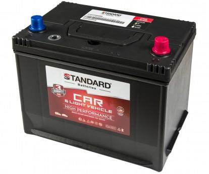Μπαταρία αυτοκινήτου STANDARD High Performance SMF57529CAR 12V 75Ah 580CCA(SAE)