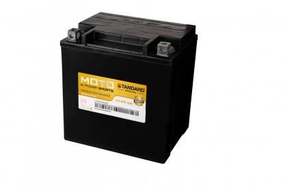 Μπαταρία STANDARD MOTO & POWERSPORTS VRLA AGMYIX30LBS 12V 30Ah 385A(CCA)