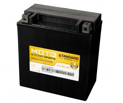 Μπαταρία STANDARD MOTO & POWERSPORTS VRLA AGMYTX20CHBS 12V 18Ah 270A(CCA)