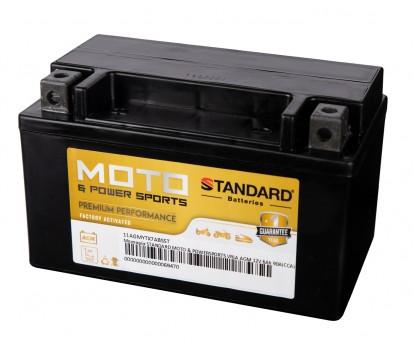 Μπαταρία STANDARD MOTO & POWERSPORTS VRLA AGMYTX7ABS 12V 6Ah 90A(CCA)