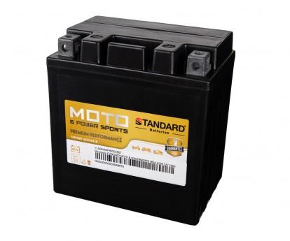 Μπαταρία STANDARD MOTO & POWERSPORTS VRLA AGMMFYB10LB 12V 10Ah 160A(CCA)