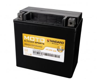 Μπαταρία STANDARD MOTO & POWERSPORTS VRLA AGMYTX14BS 12V 12Ah 200A(CCA)