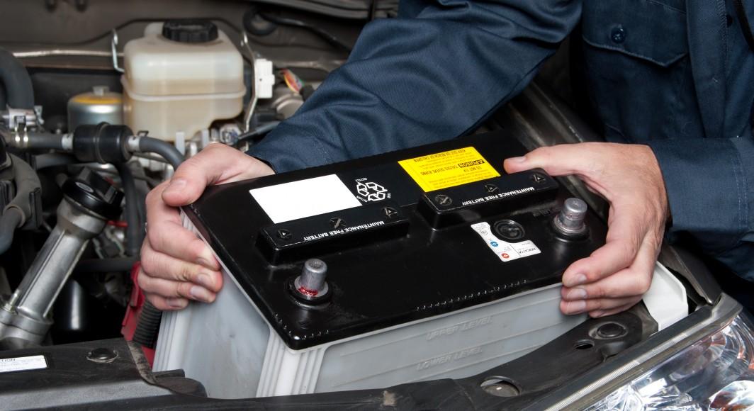 Μπαταρίες Αυτοκινήτων Start-Stop με Τεχνολογία AGM & EFB