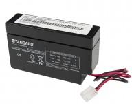 Μπαταρία STANDARD RECHARGE βαθείας εκφόρτισης VRLA AGM 12V 0.8Ah(C20) 0.74Ah(C10) 0.67Ah(C5)