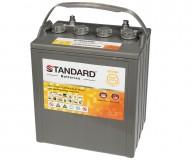 Μπαταρία STANDARD RECHARGE βαθείας εκφόρτισης υγρού τύπου 8V 240.0Ah(C20) 220.0Ah(C10) 190.0Ah(C5)