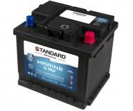 Μπαταρία για σκάφος & τροχόσπιτο & RV διπλής χρήσης STANDARD SMF55459MRVDP 12V 54Ah 440CCA(SAE)