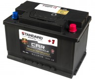 Μπαταρία αυτοκινήτου STANDARD+1 Premium Performance SMF57820CARPR 12V 78Ah 750CCA(SAE)