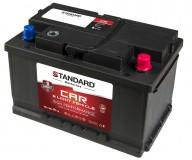 Μπαταρία αυτοκινήτου STANDARD High Performance SMF57513CAR 12V 75Ah 630CCA(SAE)