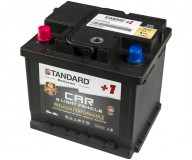 Μπαταρία αυτοκινήτου STANDARD+1 Premium Performance SMF55064CARPR 12V 50Ah 440CCA(SAE)