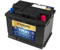 Μπαταρία TAXI STANDARD AGM Start&Stop Plus AGM62L2TAXI 12V 62Ah 640CCA(SAE)