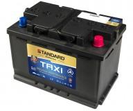 Μπαταρία TAXI STANDARD AGM Start&Stop Plus AGM72L3TAXI 12V 72Ah 760CCA(SAE)